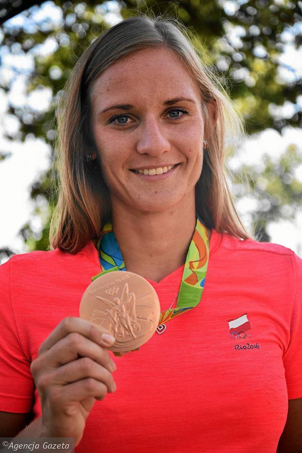 z20570972Q,Joanna-Leszczynska-z-brazowym-medalem-z-Rio
