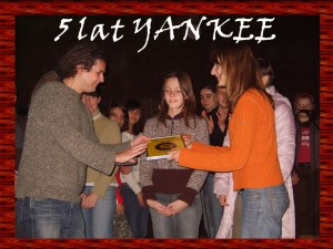 5 lat Yankee
