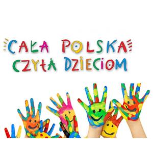 cała Polska czyta dzieciom -LOGO